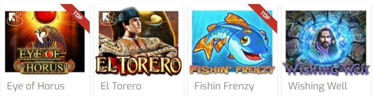 fishing frenzy casino