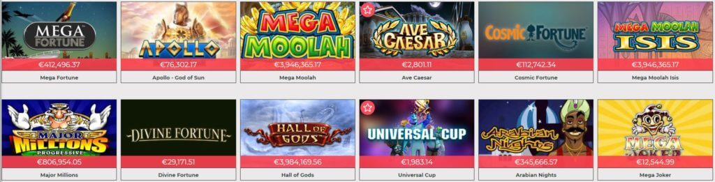 Dream Jackpot Casino App